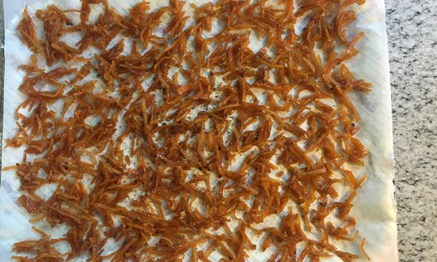 Bucce d'arance candite
